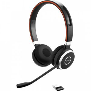 Bluetooth стереогарнитура Jabra EVOLVE 65 MS Stereo