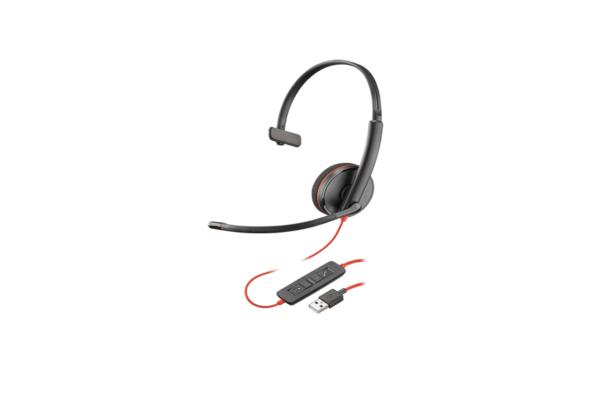 Plantronics Blackwire 3210-A