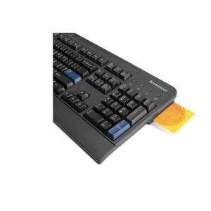 Клавиатура Lenovo USB Smartcard 4X30G19460
