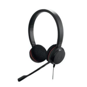 Jabra 4999-823-189 гарнитура EVOLVE 20 MS Stereo Оголовье; USB-C