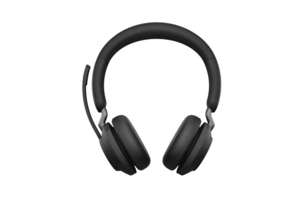 Наушники Jabra Evolve2 65 Link380a MS Stereo Stand Black 26599-999-989